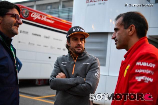 """Ferrari descarta a Alonso para 2021: """"Ya no entra en nuestros planes"""" - SoyMotor.com"""