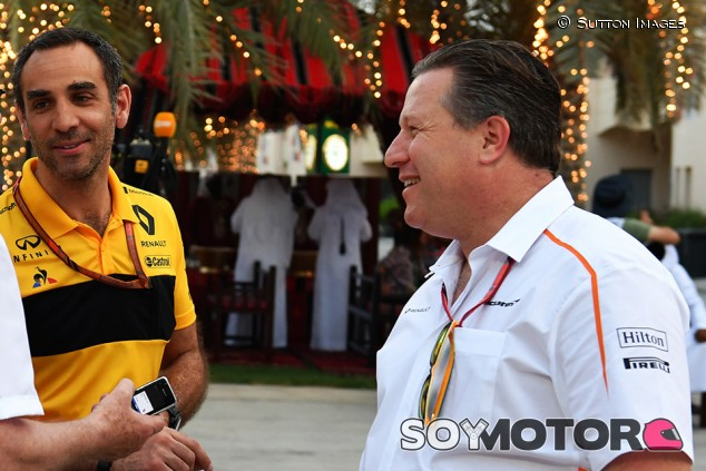 """Renault descarta hacer de McLaren su equipo B: """"¿Quién sería rey y quién esclavo?"""" - SoyMotor.com"""