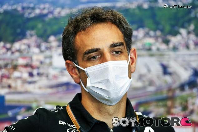 Cyril Abiteboul en una imagen de archivo - SoyMotor.com