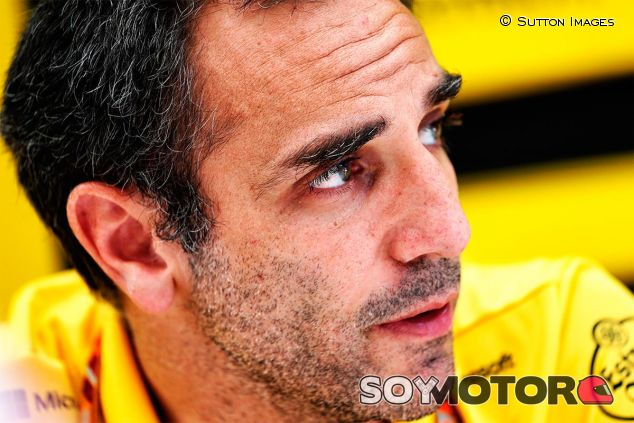Cyril Abiteboul, jefe del equipo Renault - SoyMotor