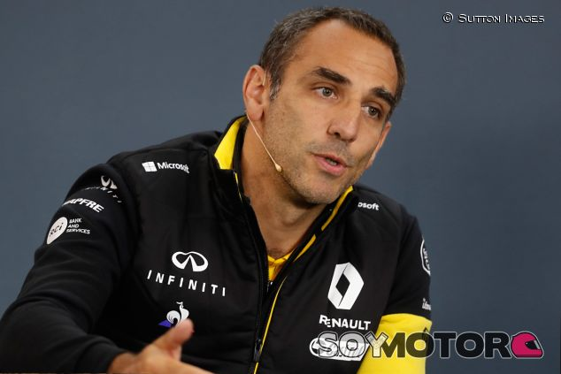 Cyril Abiteboul en Spa-Francorchamps - SoyMotor.com
