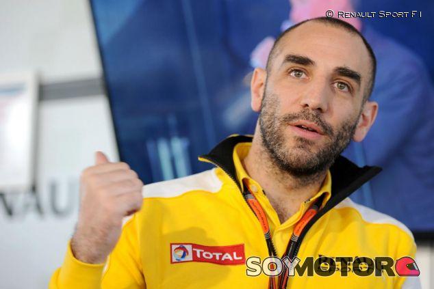 Abiteboul dice que la semana que viene conoceremos el futuro de Renault en la Fórmula 1 - LaF1