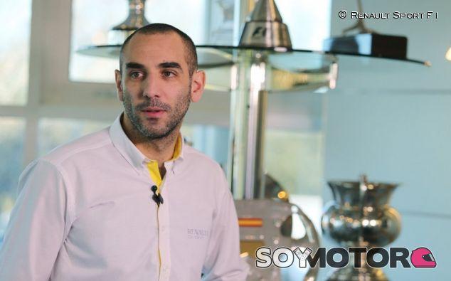 """Abiteboul: """"Esto es Renault, no el equipo de Frédéric Vasseur"""" - SoyMotor.com"""