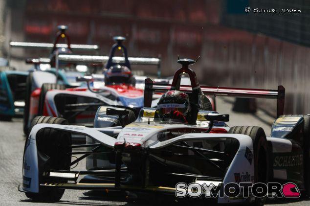 Daniel Abt durante el Santiago ePrix - SoyMotor.com
