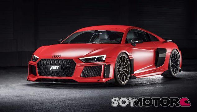 ABT ha cuidado hasta el más mínimo detalle en su preparación del Audi R8 V10 Plus - SoyMotor