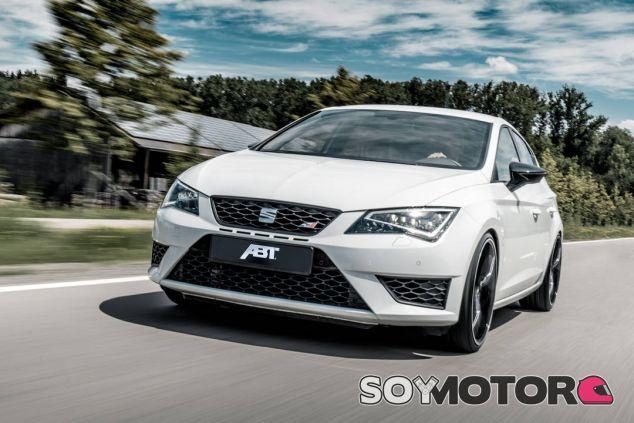 ABT lanza su ST Cupra Carbon 300 - SoyMotor.com