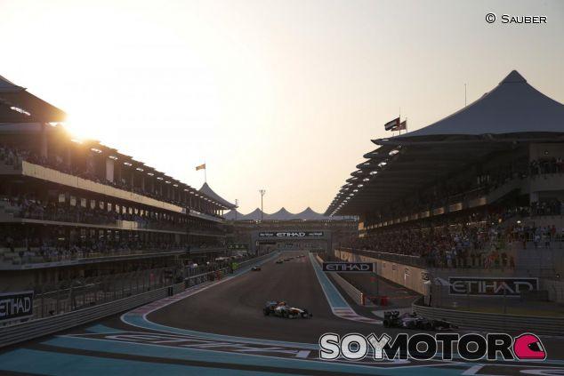Los equipos probarán el nuevo compuesto ultrablando una vez se haya disputado el GP de Abu Dabi - LaF1