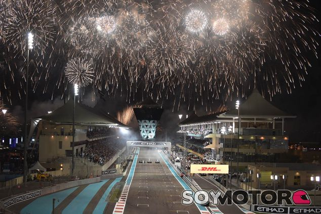 Fin de curso de la F1 en 2017, 2018 ya etsá en marcha para Pirelli - SoyMotor