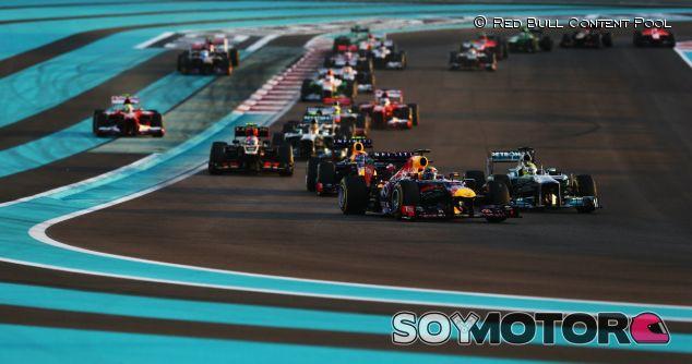 Ecclestone duda de la continuidad de los dobles puntos en 2015 - LaF1.es