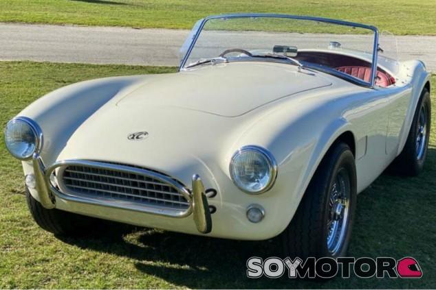 AC Cobra Series 1 electric: el clásico, ahora sin emisiones - SoyMotor.com