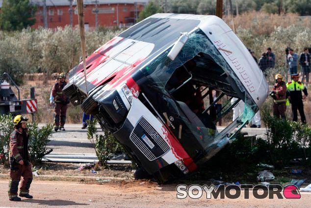 La mortalidad en accidentes se dispara en Cataluña mientras se estabiliza en el resto de España - SoyMotor.com