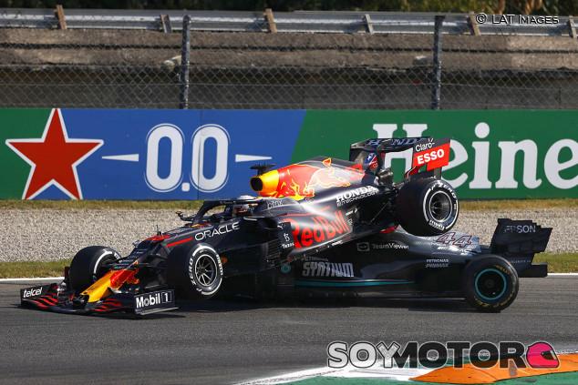 Verstappen y Hamilton, ¿hasta cuándo? - SoyMotor.com