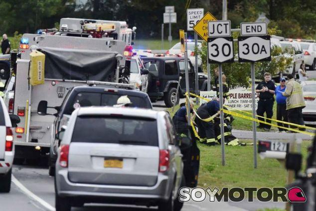 Accidente Nueva York - SoyMotor.com