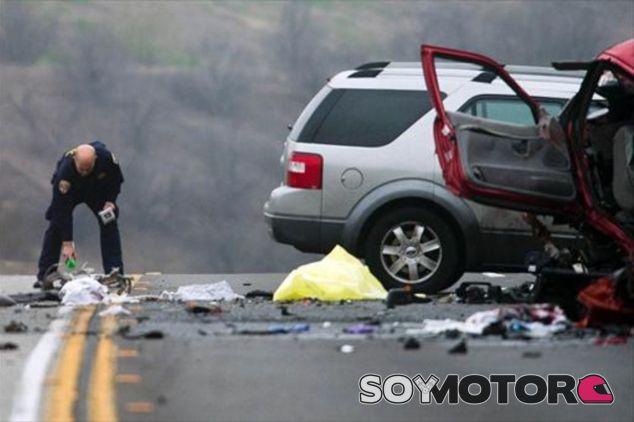 Accidentes en carreteras – SoyMotor.com