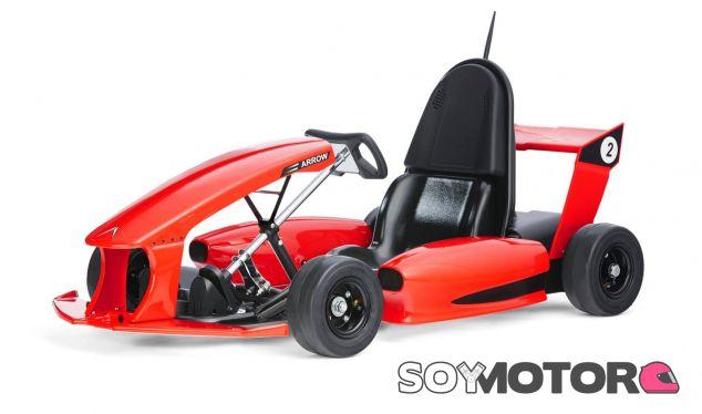 Actev Arrow - SoyMotor.com