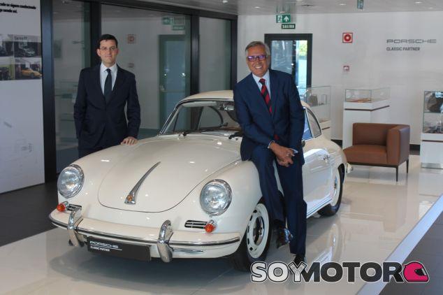 Pirelli se convierte en patrocinador del Porsche Club España - SoyMotor.com