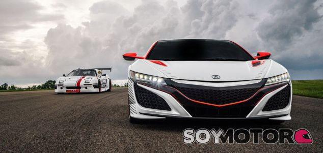 El Honda NSX ejercerá de Coche 0 en Pikes Peak - SoyMotor