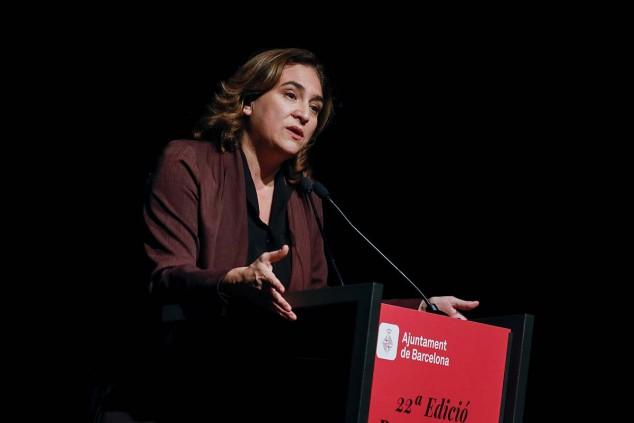Ada Colau en una imagen de archivo - SoyMotor.com