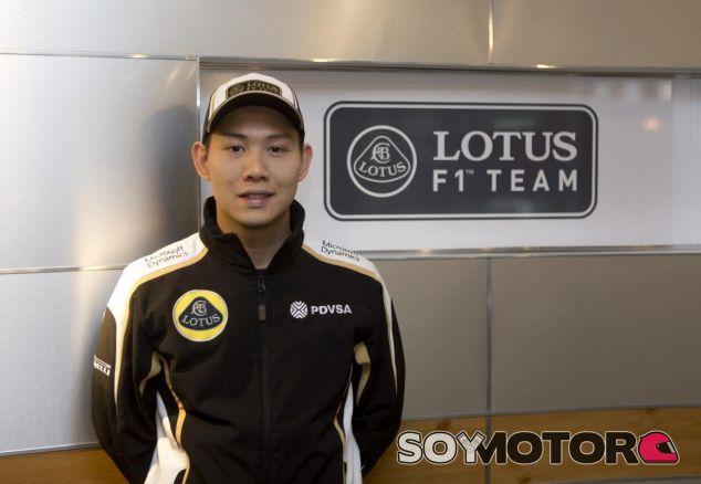 Adderly Fong, nuevo piloto de desarrollo en Lotus - LaF1.es