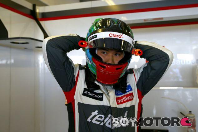 Adderly Fong volverá a pilotar un Sauber en Abu Dabi - LaF1