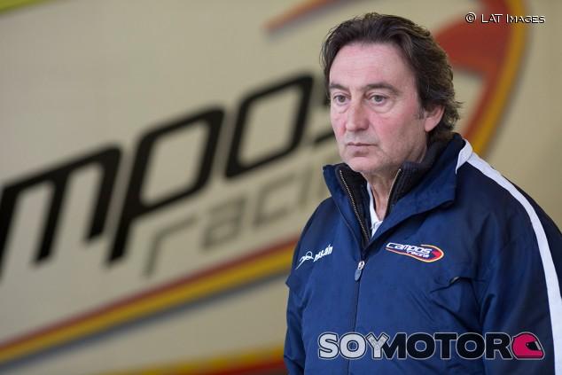 Adrián Campos ha fallecido a los 60 años - SoyMotor.com