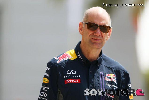 Newey no tiene pensado dejar su labor en Red Bull a corto plazo - LaF1