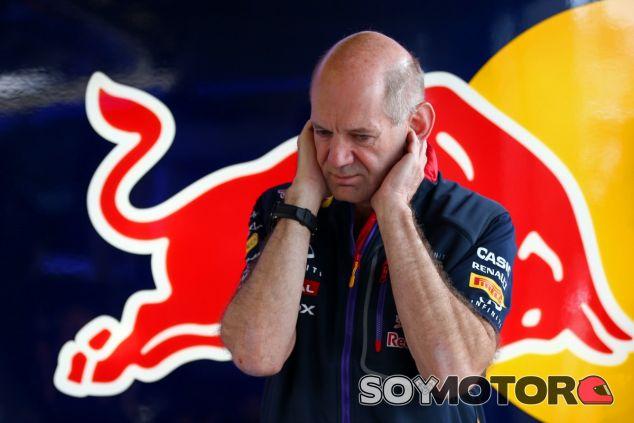 Adrian Newey valora su paso a un lado en Red Bull - LaF1