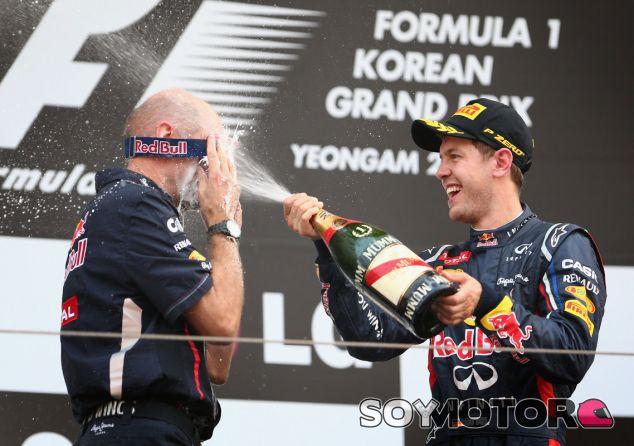 Sebastian Vettel con Red Bull - LaF1.es