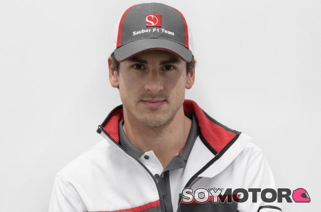 """Sutil revela conversaciones con Sauber desde 2012: """"Era mi prioridad"""""""