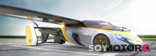 El coche volador de Aeromobil
