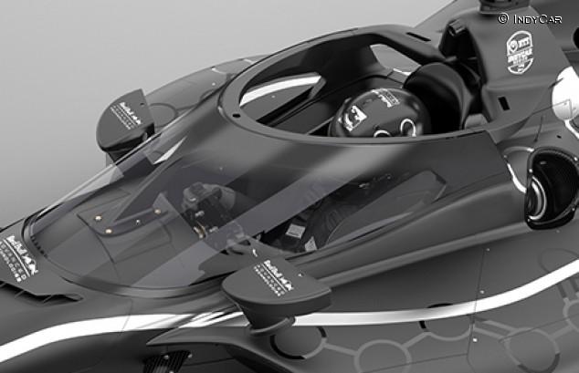 Horner espera que la IndyCar renueve el interés por el aeroscreen - SoyMotor.com