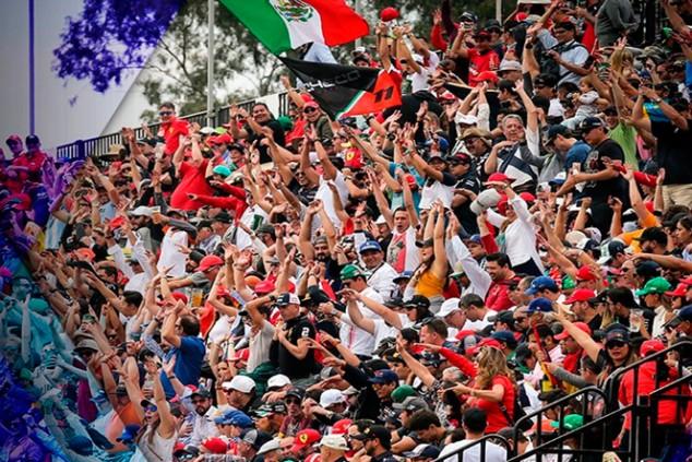 Un apretón de manos renueva la esperanza sobre el GP de México - SoyMotor.com