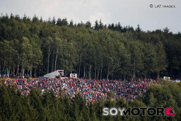 Spa cree que puede tener las gradas llenas para el GP de Bélgica 2021 - SoyMotor.com