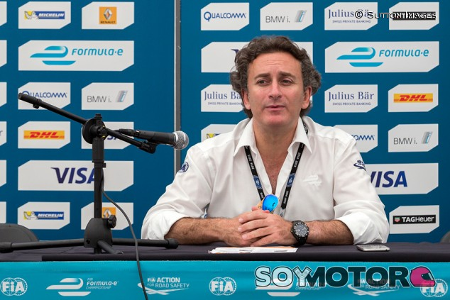 Ferrari no está interesado en Fórmula E por ahora, confirma Agag - SoyMotor.com