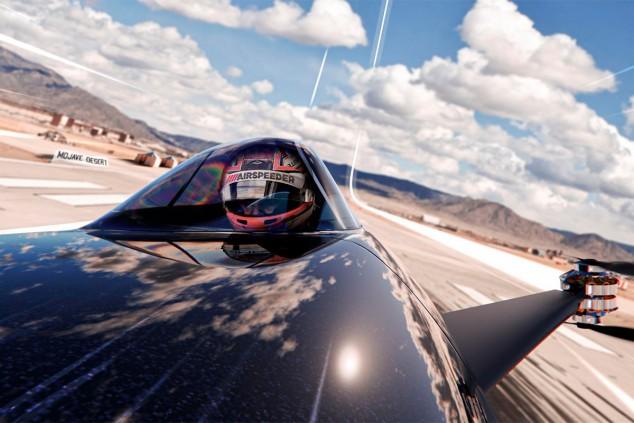Las carreras de drones tripulados pueden ser pronto una realidad - SoyMotor.com