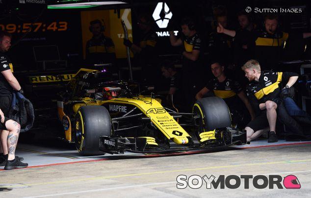 Jack Aitken en Barcelona - SoyMotor.com