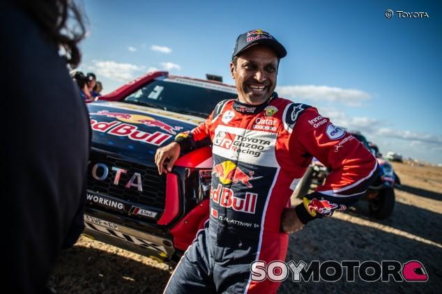 Nasser Al-Attiyah en el Dakar 2020 - SoyMotor.com