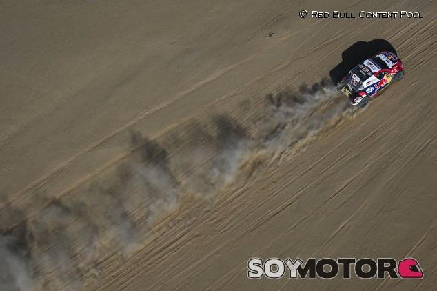 Dakar 2021, Etapa 3: Al-Attiyah vuela, Sainz se pierde - SoyMotor.com