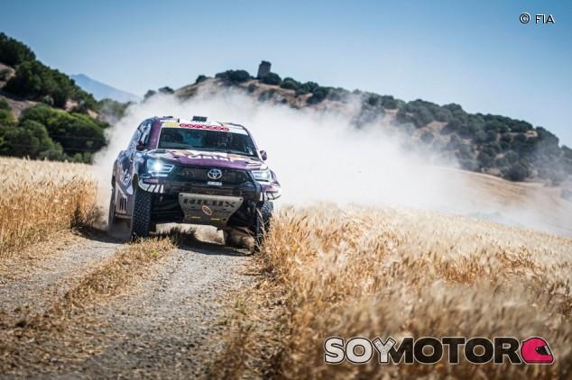 Rally Andalucía 2021: Al-Attiyah da un zarpazo casi definitivo - SoyMotor.com