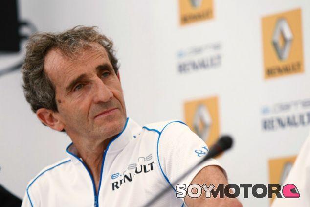 Renault estuvo a punto de renunciar a la F1, según Prost - LaF1