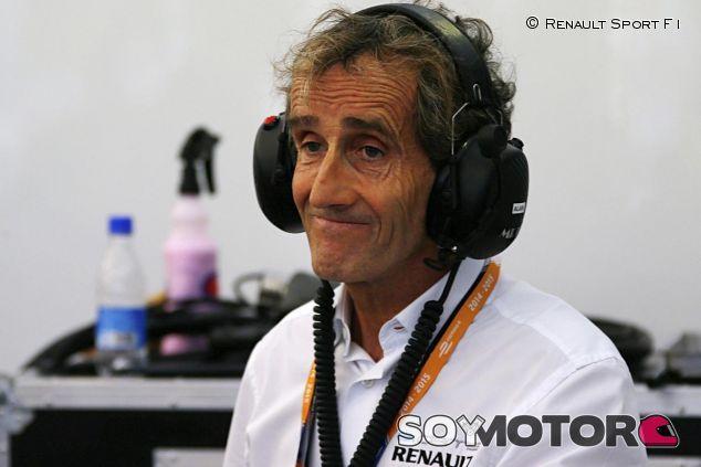 Alain Prost logró cuatro títulos mundiales y ahora es embajador de Renault - LaF1