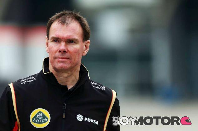 Alan Permane muestra satisfacción hacia los trabajadores de Renault - LaF1