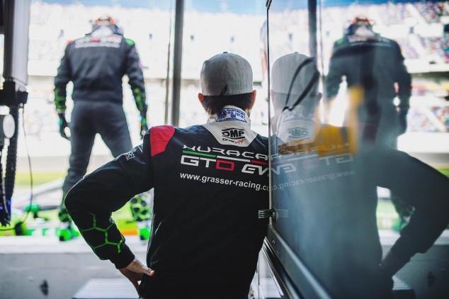 Albert Costa confirma que también correrá el ADAC GT Masters - SoyMotor.com