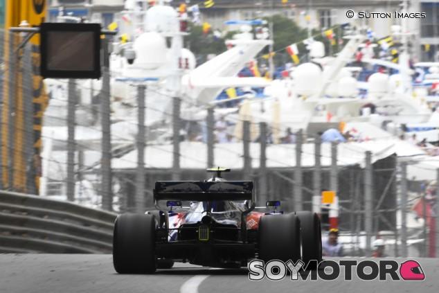Toro Rosso en el GP de Mónaco F1 2019: Jueves - SoyMotor.com