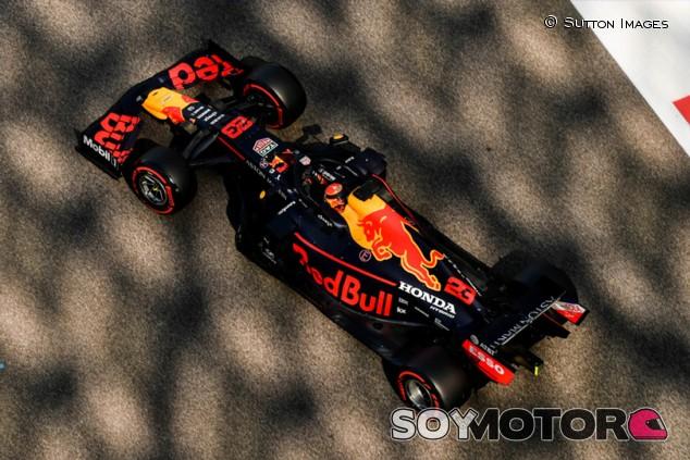 """Horner, sobre Albon: """"Es fácil olvidar que es su primer año en F1"""" - SoyMotor.com"""