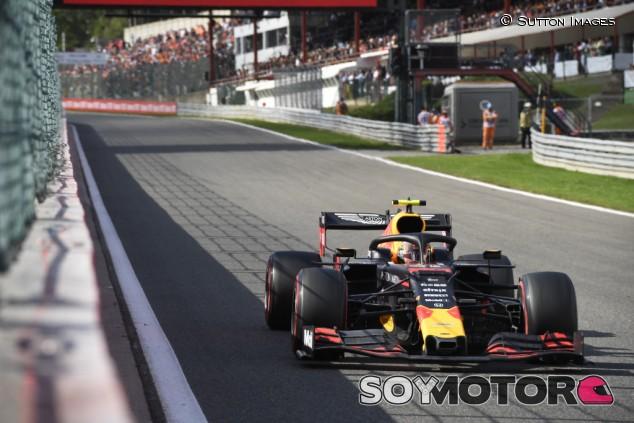 Mundial de Paradas: Red Bull, al frente; Williams mejora - SoyMotor.com