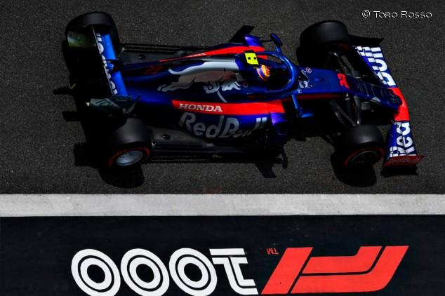 Toro Rosso en el GP de China F1 2019: Domingo - SoyMotor.com