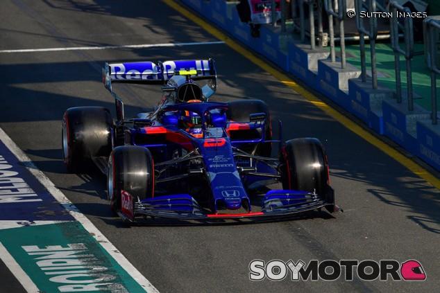 Toro Rosso en el GP de Australia F1 2019: Sábado - SoyMotor.com
