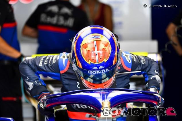 Toro Rosso en el GP de Alemania F1 2019: Viernes – SoyMotor.com