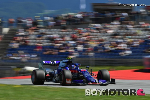 Toro Rosso en el GP de Austria F1 2019: Domingo – SoyMotor.com